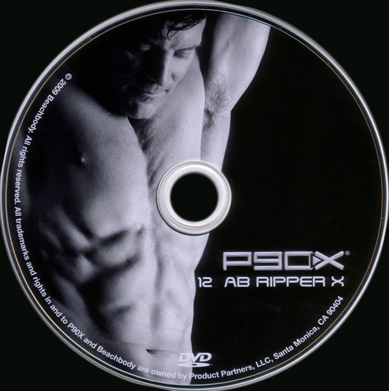 P90X Ab Ripper X - Workout Journey