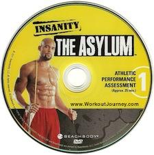 insanity asylum fit test pdf